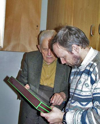 Axel Hausmann und Claude Herbulot
